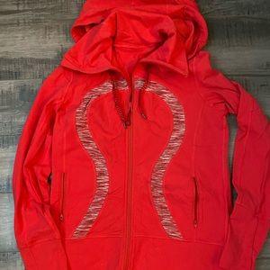 In stride hoodie